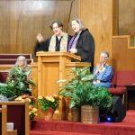 Rev. Elizabeth Stevens and Rev. Emily Brault