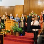 """Stephanie Anne Johnson and Congregation """"Say Yes"""""""